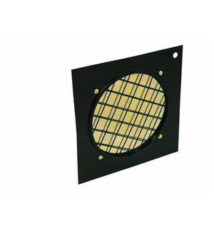 EUROLITE Yellow dichroic filter black frame PAR-56