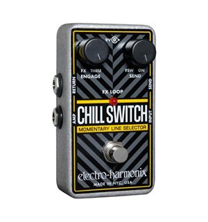 Electro Harmonix Chillswitch - momentary line selector