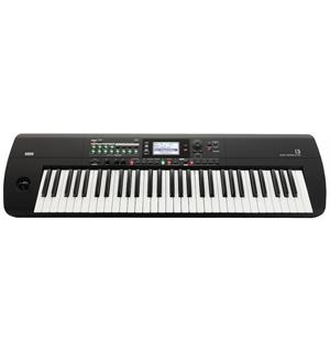 Korg I3-MB Workstation Matte Black