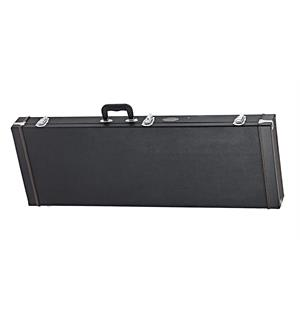 Ortega OEGCSTD Hardcase Electric Guitar Black