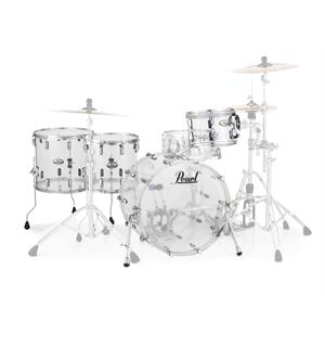 "Pearl Crystal Beat 22"" Standard Shellpack - Ultra Clear"