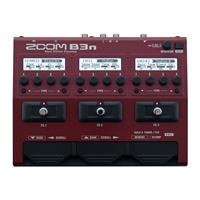 Zoom B3n Multieffekt for bass
