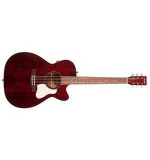 Art & Lutherie Legacy Tennessee Red Cutaway, Godin Q1T electronics