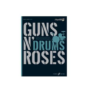 Bok  Guns n' Roses Authentic DRUMS Playalong /CD