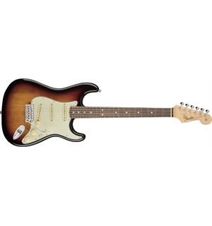 Fender American Original '60s Strat 3-Color Sunburst, Round-Laminated RW