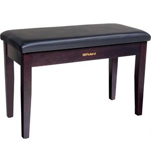 Roland RPB-D100RW Duet Piano Bench Rosewood, with Storage Compartment