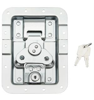 Adam Hall Hardware V3 Series - Butterfly Latch V3 large lock