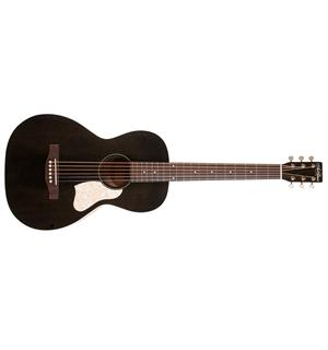 Art & Lutherie Roadhouse Faded Black Godin Q1T electronics