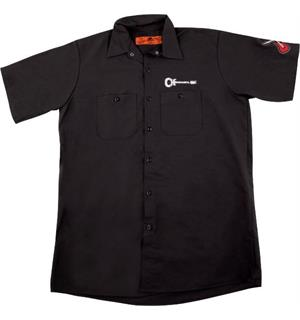 Charvel Patch Work Shirt Gray Velg størrelse