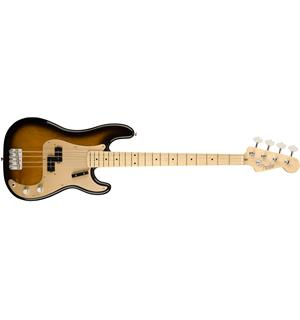 Fender Am. Original '50s Precision Bass 2-Color Sunburst, MN - Velg din bass