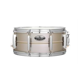 Pearl MUS1465S Modern utility snare Steel, 14x6.5""