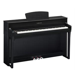 Yamaha CLP735 B Digitalt piano Black