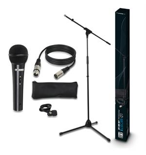 LD Systems MIC SET 1 - Microphone Set with Microphone, Stand