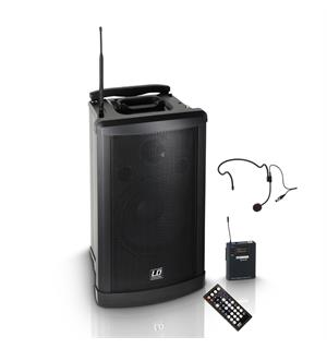 LD Systems Roadman 102 - Portable PA Speaker with Headset