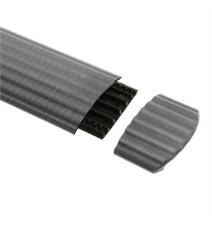 Defender Office - End Ramp grey for 85160 Cable Crossover 4-