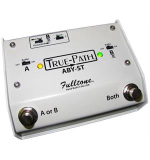 Fulltone True Path ABY - Soft Touch Custom Shop