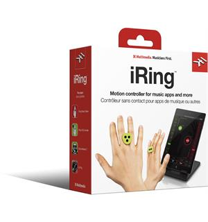 IK Multimedia iRing - Green version