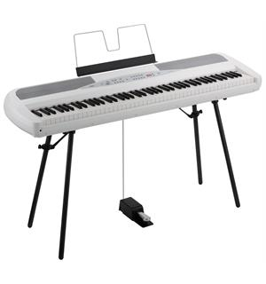 Korg SP280WH Digital piano Hvit finish