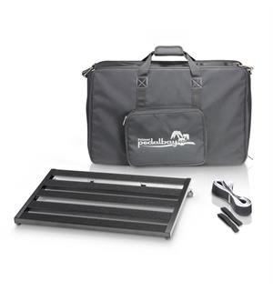 Palmer MI PEDALBAY 60 L - Lightweight variable Pedalboard wi