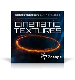 iZotope BreakTweaker Cinematic Textures Expansion [Download]