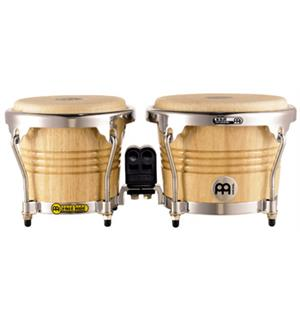 "Meinl FWB-200-NT FreeRide Wood Bongo 6 3/4""+8"", Natural (M)"