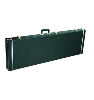 DIMAVERY Wooden case for E-bass rectangel