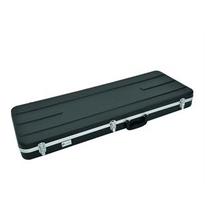 DIMAVERY ABS case for e-guitars