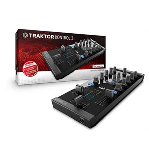 Native Instruments Traktor Kontrol Z1 DJ-mixer interface (22180)
