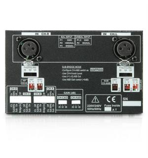 Ram Audio X OVER S - Analog Processor Module for S Series 4-