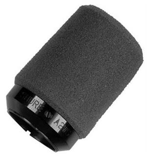 Shure A2WSBLK vindhette for SM57 black