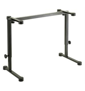 K&M 18810 Table-style keyboard stand Omega, black