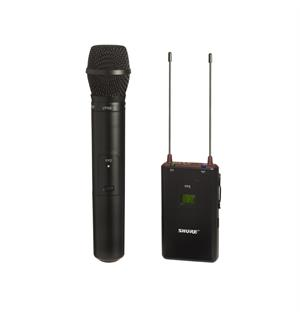 Shure FP25 Portable Handheld System w/VP68