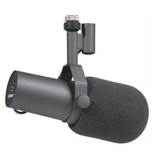 Shure SM7B Cardioid Dynamic Studio Vocal Mic