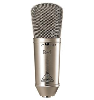 Behringer B1 - SINGLE-DIAPHRAGM CONDENSER MIC