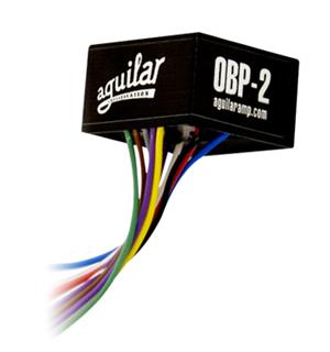 Aguilar OBP2TK  kits include separate Treble and Bass pots