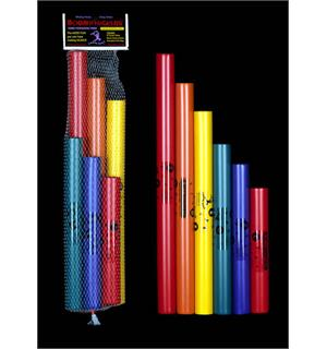 Boomwhackers BW-PG C-dur pentatonisk Melodisk rytmeinstrument