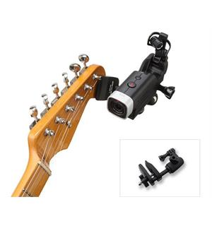 Zoom GHM-1 Guitar headstock mount for actionkamera
