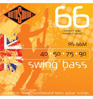 Rotosound RS-66M Medium Scale Swing Bass (040-090)