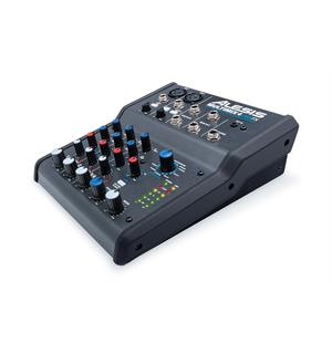 Alesis Multimix 4 USB FX 4-Channel Mixer with Effects & USB Audio
