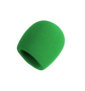 Shure A58WS-GRN windscreen for 58-type Green finish