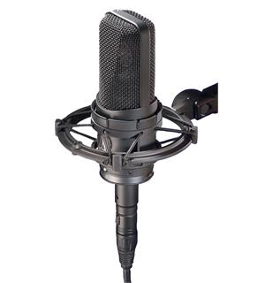 Audio-Technica AT-4050SM Studiomikrofon, m/ AT-8449 shockmount