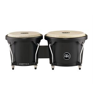 "Meinl Headliner HB-100-PBK Wood Bongo 6 3/4""+8"", PH.Blk. (M)"