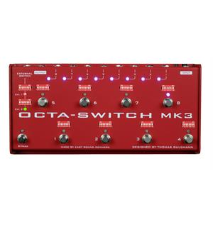 Carl Martin Octa-Switch Mk3 Octaswitch