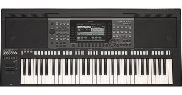 Yamaha psr a3000 oriental arranger keyboard evenstad for Yamaha professional keyboard price