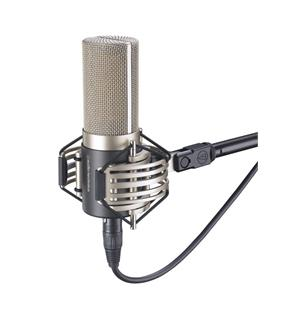 Audio-Technica AT-5040 Kondensatormik Nyre Vokal Studio m/AT8480 shockmount