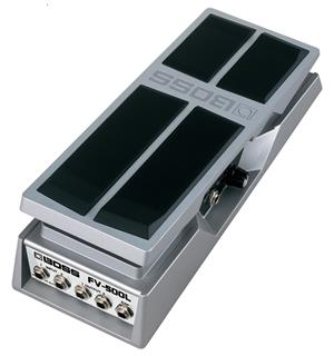 Boss FV-500L Volumpedal til keyboards