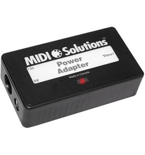 Midi Solutions Power Adaptor uten PSU