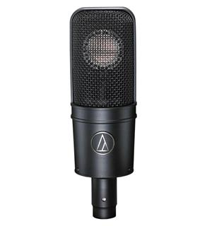 Audio-Technica AT-4040SC Kondensatormik Nyre Studio m/stativfeste