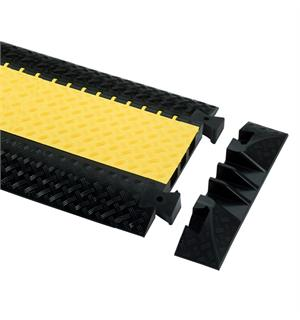 Defender 3 - End Ramp for 85002 Cable Crossover 3-channel