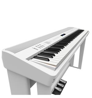 Roland FP-90-WH A Portable Piano White finish